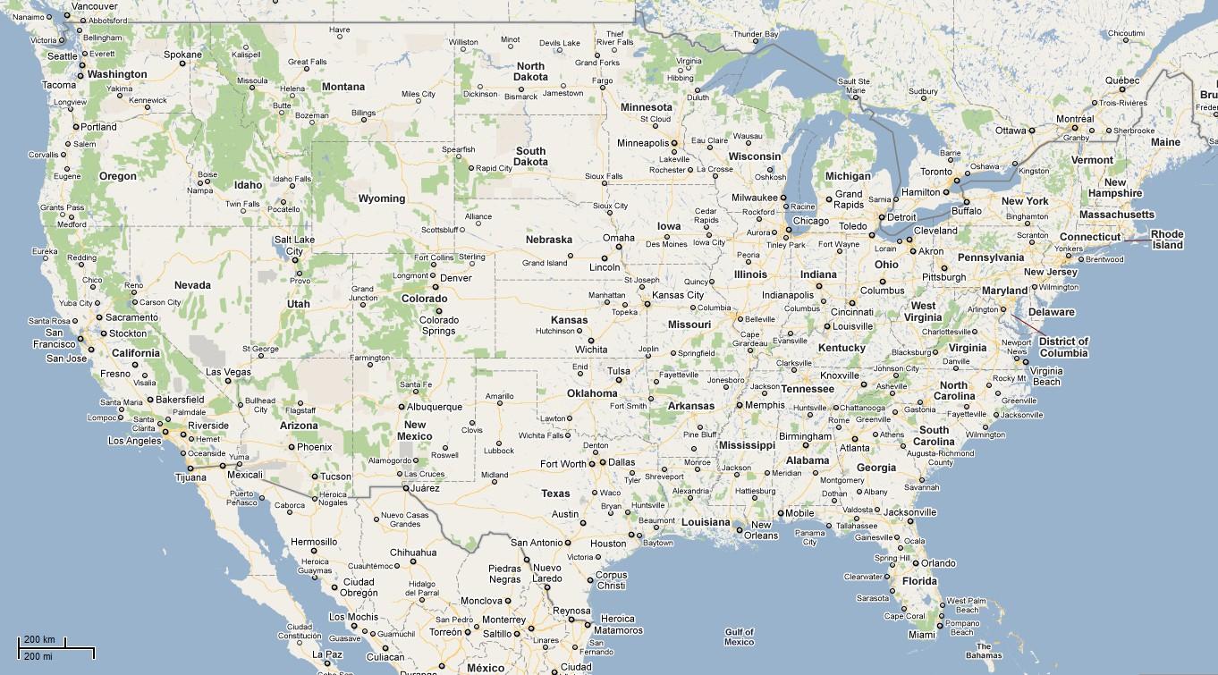 karta usa östkust Vem kommer först till New York? – Per & Matt – Hit the Road karta usa östkust